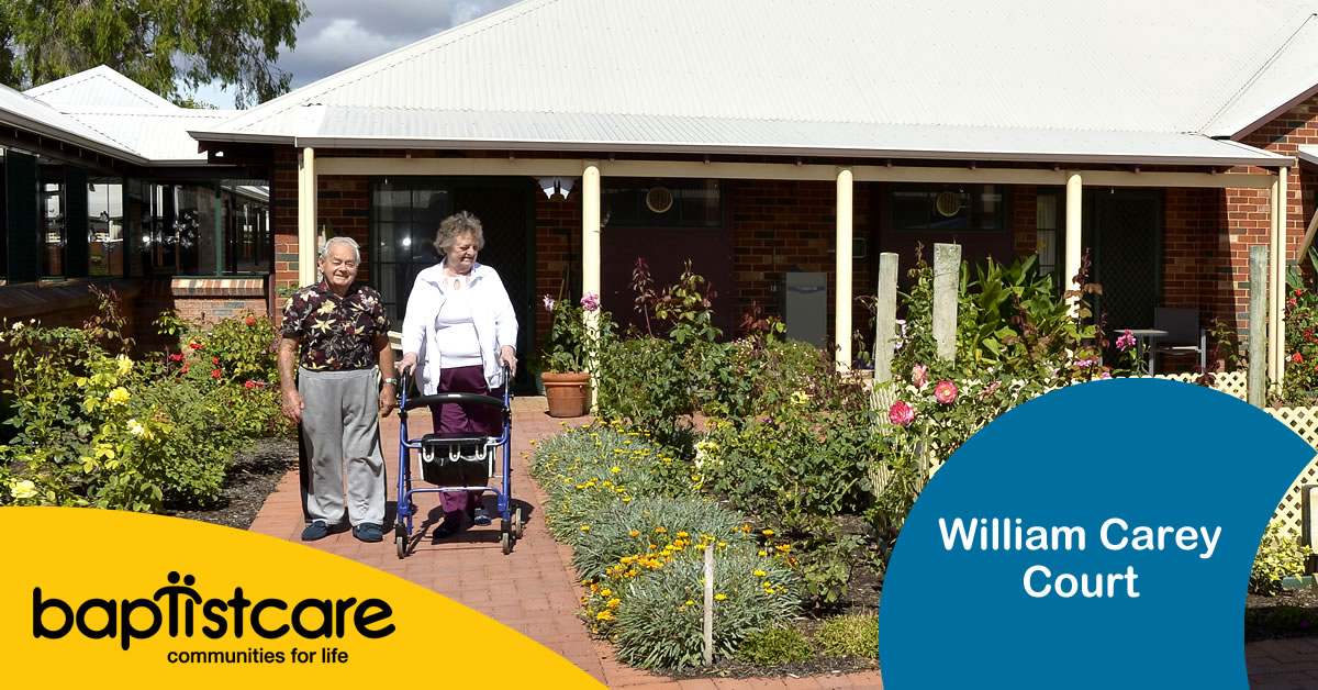 William Carey Court Residential Aged Care, Busselton