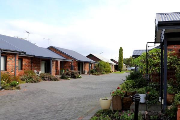 William Carey Court Village