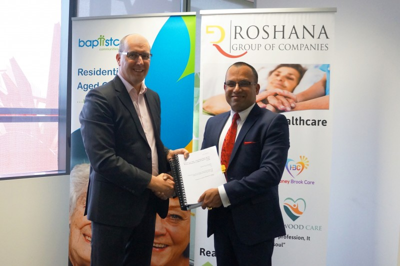 Baptistcare & Roshana Group