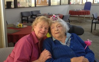 Media Release - Bea turns 105