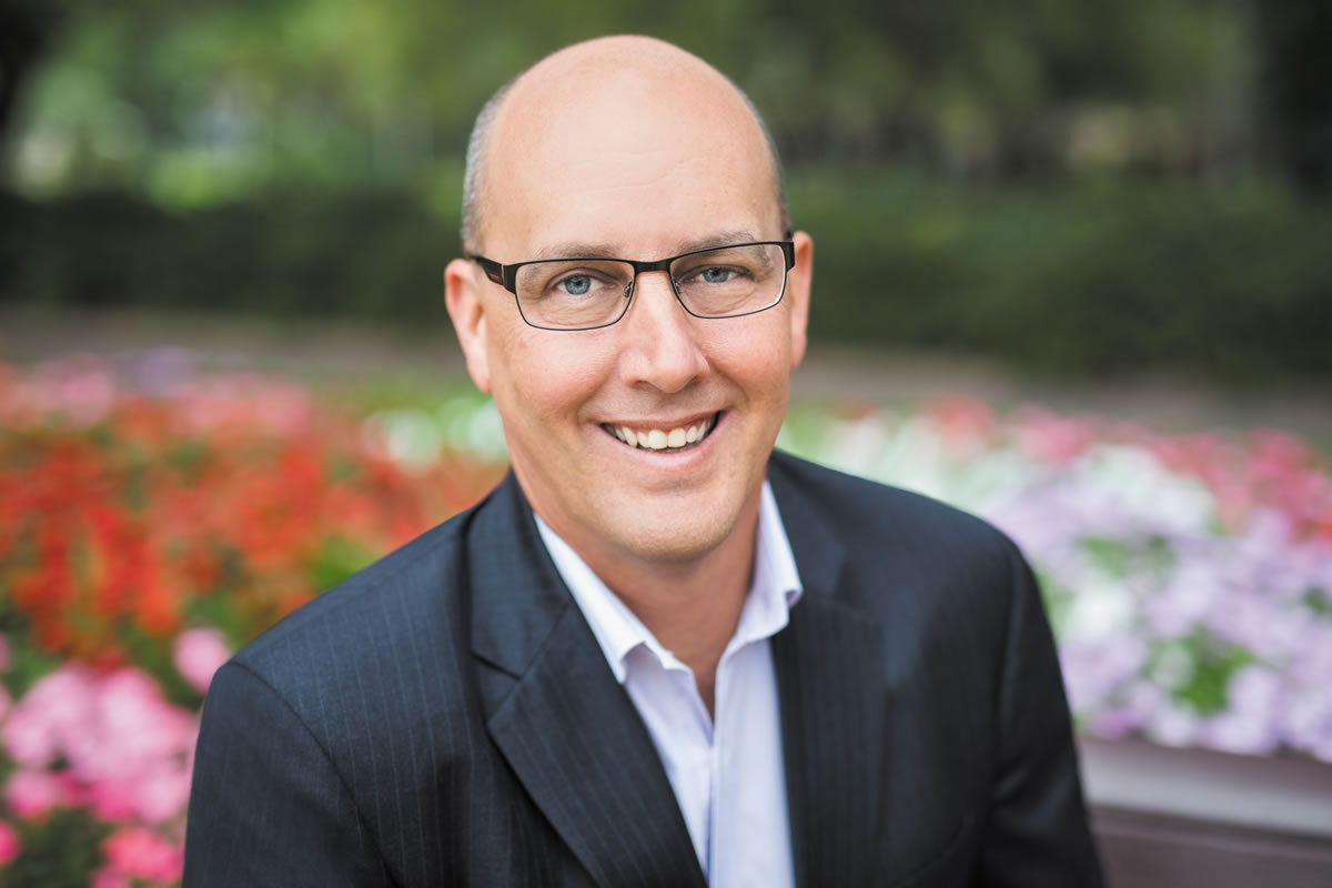 Baptistcare CEO - Russell Bricknell