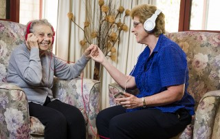 Music a window into the mind of people living with dementia