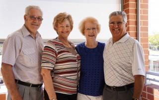 Friends for life at Baptistcare Riverside Retirement Village