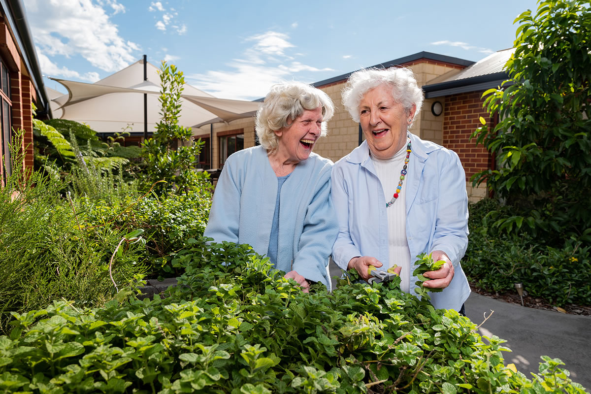 David Buttfield Centre Residential Care, Gwelup