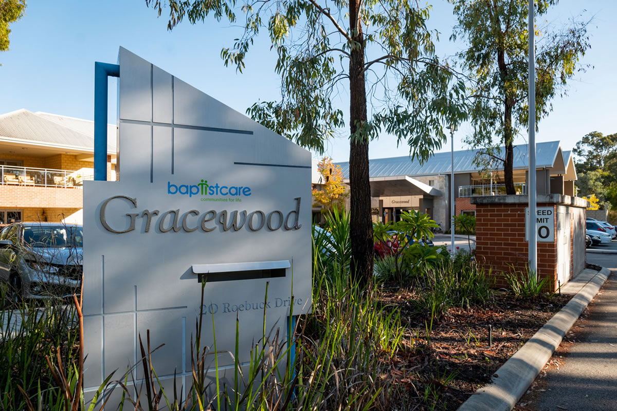 Gracewood Residential Care, Salter Point