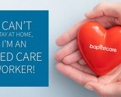Show your support to our aged care workers